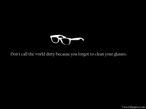 Dirty World Quote High Resolution Wallpaper, Free download Dirty World ...