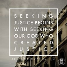what is justice? - #SheReadsTruth  Biblical Justice More