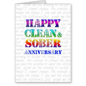 happy_clean_sober_anniversary_greeting_card ...