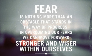 How to Be Fearless in Business by Loren Ridinger