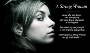 ... : Aug 30, 2012 Topic Views : 14054 Post subject: A Strong Woman
