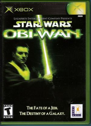 Image 0 of Star Wars Obi-Wan XBox video game 2001