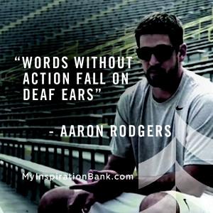 ... fall on deaf ears