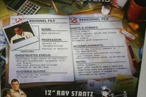 Ghostbusters: Egon Spengler