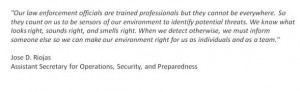 Safety and Security Quotes