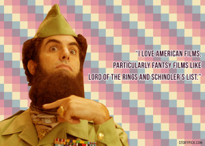 10 Quotes By Sacha Baron Cohen That Are Downright Insulting