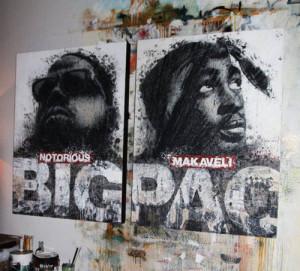 biggie Tupac smalls