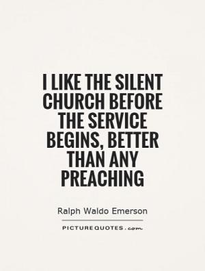 Church Quotes