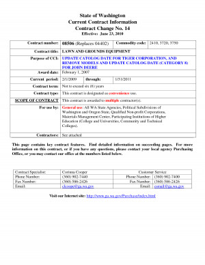 Lawn Service Sample Contract - DOC by ryj15901