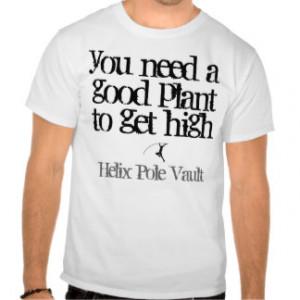 Pole Vault T-shirts & Shirts