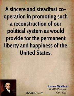 Reconstruction Quotes