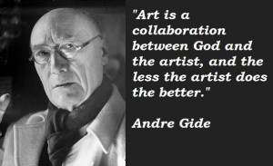 Andre gide famous quotes 1