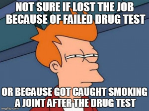 Drug Test Meme