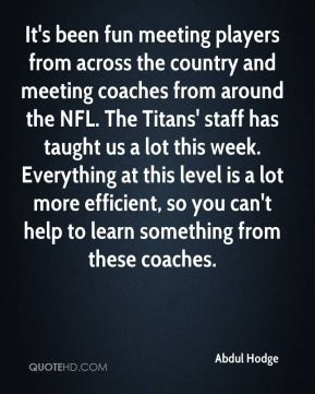 Quotes About Meeting Expectations