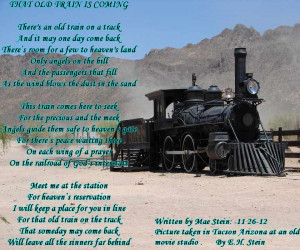 Join The Poetry Train