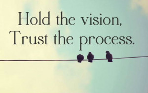 Vision without action is daydream. Action without vision is Nightmare!