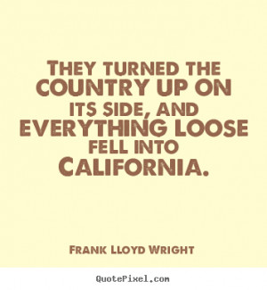 Frank Lloyd Wright Success Quote Posters