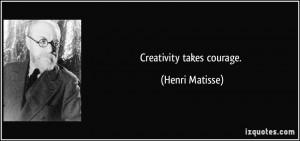 More Henri Matisse Quotes
