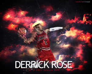 Derrick Rose Funny Quotes Derrick rose wallpaper.