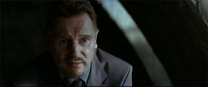 Liam Neeson in Christopher Nolan's