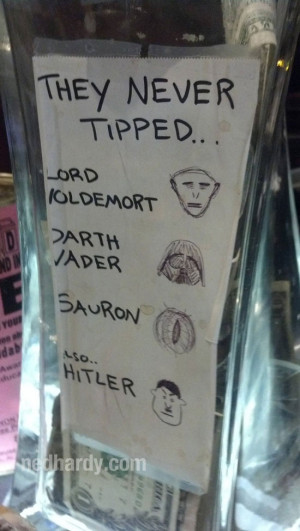 20 Super Effective And Clever Tip Jars