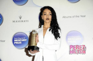 FKA Twigs Confesses She's Totally Head Over Heels In 'Love' With ...