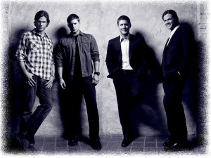 Supernatural *Sam and Dean*