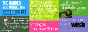 Best Diet and Fitness Quotes to Keep You on Track