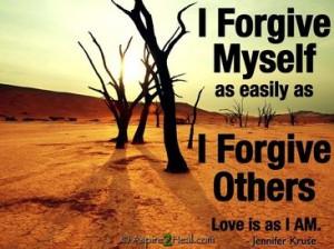 Forgiveness Quote: