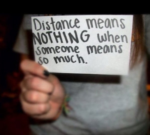Distance Quotes For Him Long distance relationship