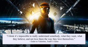Enders Game Quotes Interesting Facts About