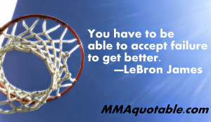 want to be the greatest of all time. And that's my motivation ...
