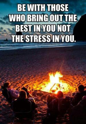 Great advice!!! Bebe'!!! Beautiful fireside beach bonfire!!!