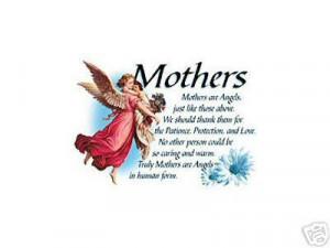 Rip mom short poems