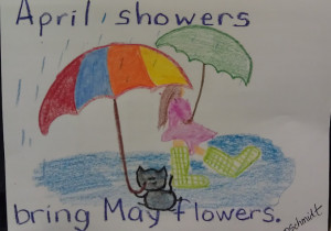 Quotes About April Showers http://secondgradethrills.blogspot.com/2012 ...