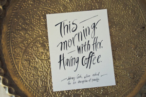 Print, Johnny Cash Quote, Coffee Quote, Mornings, Love, Paradise Quote ...