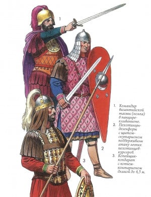 Galleries Related Byzantine Army Uniforms Armor Picture