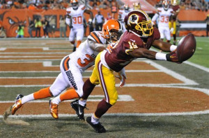 Redskins vs. Browns: Postgame Grades, Notes and Quotes for Washington