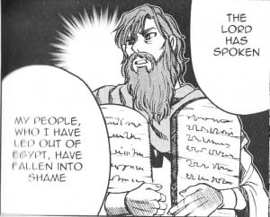 The Bible Manga Review