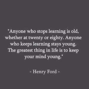 True statement.
