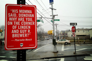 rap-quote-street-signs-imbed-#1