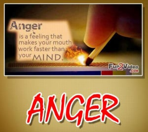Anger Management Quote Picture To Control You Anger. Anger is feeling ...