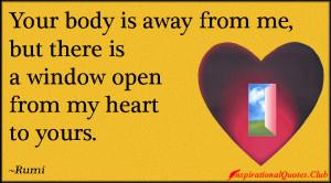 Open Window Quotes