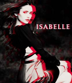 fansite dedicated to Isabelle Lightwood from The Mortal Instruments ...