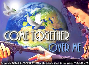Come Together Over Michael Jackson ~ Global Group Intention Campaign