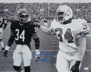 Details about EARL CAMPBELL AUTOGRAPHED/SI GNED HOUSTON OILERS 16X20 ...