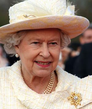 Queen Elizabeth II Windsor