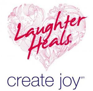 Laughter Heals Create Joy