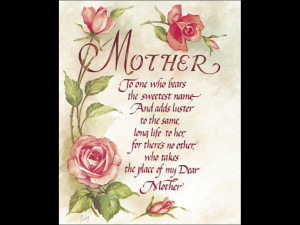 Mother: Quotes