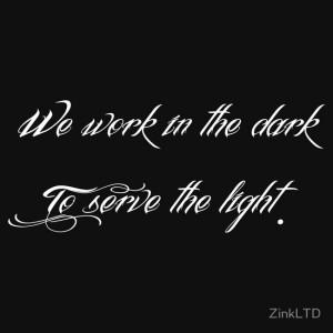 TShirtGifter presents: Assassins Creed: Light and Dark